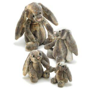 Jellycat Kuscheltier Bashful Cottontail Bunny
