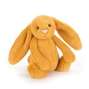 Jellycat Kuscheltier Bashful Saffron Bunny 31 cm (medium)