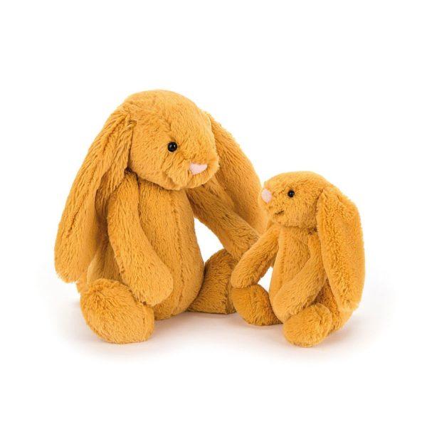 Jellycat Kuscheltier Bashful Saffron Bunny