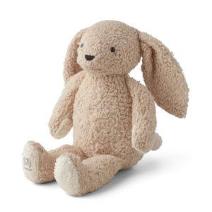"Liewood Kuscheltier ""Fifi the Rabbit"", Pale grey, 28cm"