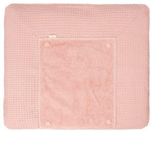 """koeka Wickelauflagenbezug Bonn """"shadow pink"""", 90x78cm"""