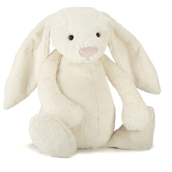 Jellycat Kuscheltier Bashful Cream Bunny 67 cm (really big)