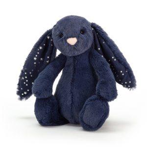 Jellycat Kuscheltier Bashful Stardust Bunny 18 cm (small)