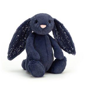Jellycat Kuscheltier Bashful Stardust Bunny 31 cm (medium)