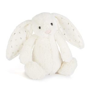 Jellycat Kuscheltier Bashful Twinkle Bunny 31 cm (medium)