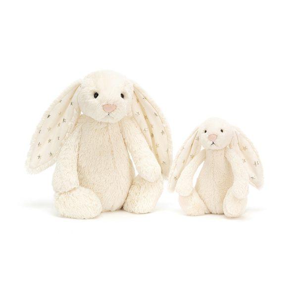 Jellycat Kuscheltier Bashful Twinkle Bunny