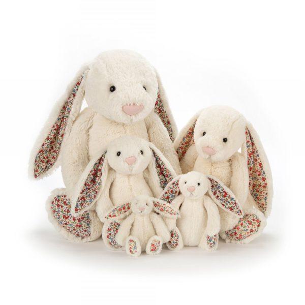 Jellycat Kuscheltier Blossom Cream Bunny