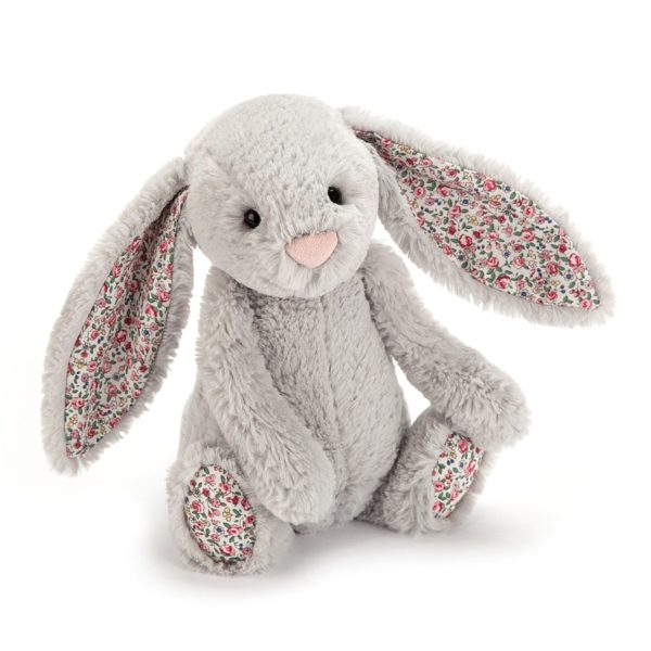 Jellycat Kuscheltier Blossom Silver Bunny 18 cm (small)