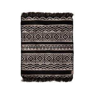 Maileg Miniatur-Teppich, schwarz, 24x18cm