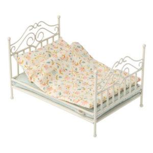 Maileg Vintage Bett soft sand