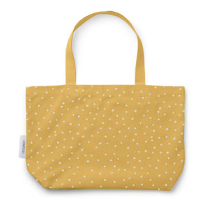 "Liewood GAW Stofftasche ""Confetti yellow mellow"", groß"