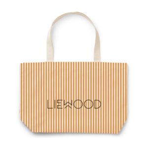 """Liewood GAW Stofftasche """"mustard : creme"""", groß"""