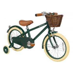 Banwood 16 Zoll Retro Kinder Fahrrad Classic Green – grün 06