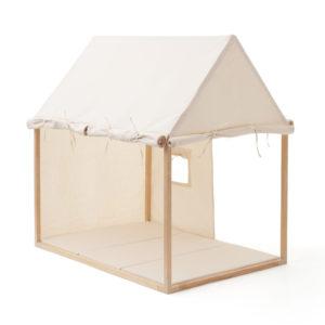Kids Concept Hauszelt in beige 1