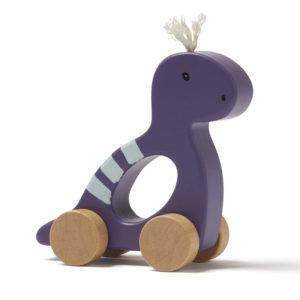 Kids Concept Schiebefigur Dino lila Neo