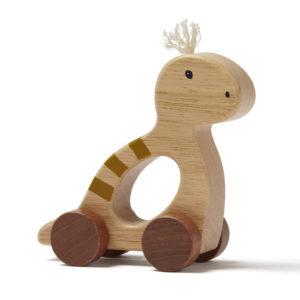 Kids Concept Schiebefigur Dino natur Neo