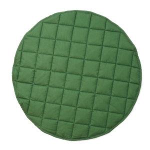 Kids Concept Spielteppich rund, grün, ø80cm