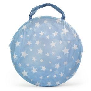 Kids Concept Spieltunnel Star blau