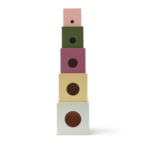 Kids Concept Stapelwürfel Holz Edvin