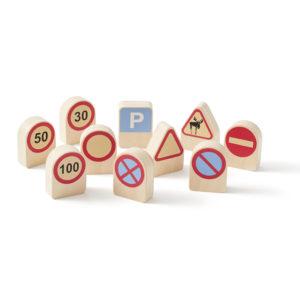 Kids Concept Verkehrszeichen Aiden