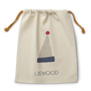 "Liewood Stoffbeutel ""Holiday mix"" M (48x42cm) Geschenkverpackung"