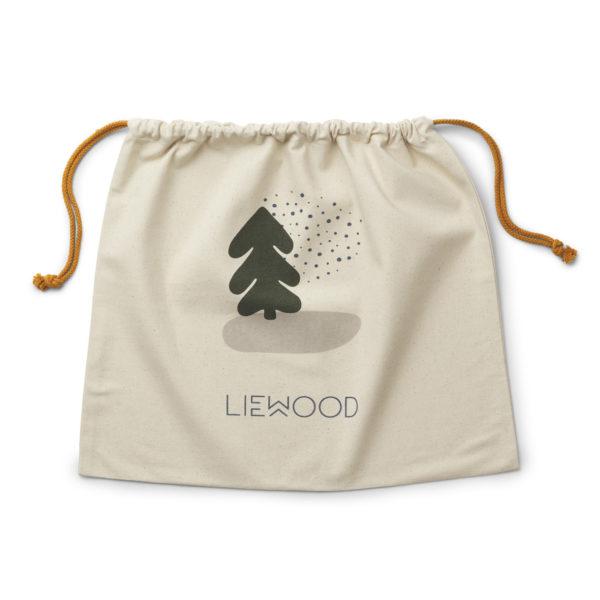 "Liewood Stoffbeutel ""Holiday mix"" S (38x31cm) Geschenkverpackung"