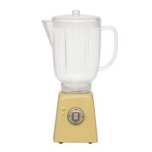 Maileg Miniatur Mixer, yellow, H9cm