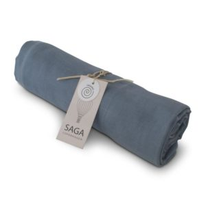 Saga Copenhagen Pucktuch Hula, Moonlinght Blue