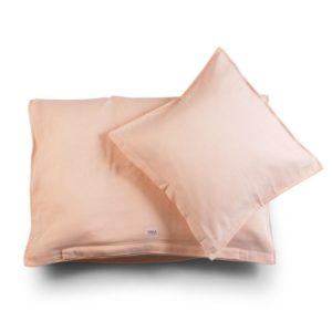 """Saga Copenhagen Sia Junior Bettwäsche """"Pale Pink"""", Musselin, 100x140cm"""