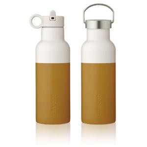"""Liewood Neo Trinkflasche """"Mustard : sandy mix"""", 500ml"""
