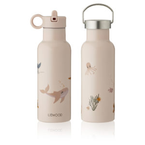 """Liewood Neo Trinkflasche """"Sea creature rose mix"""", 500ml"""