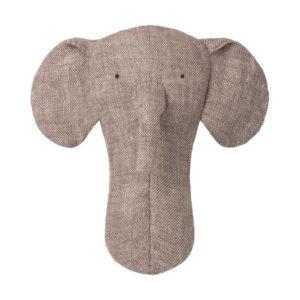 Maileg Noah's Friends Baby-Rassel Elefant, H12 cm