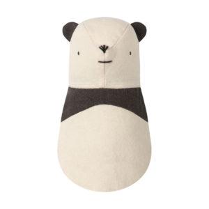 Maileg Noah's Friends Baby-Rassel Panda, H12 cm