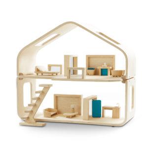 PlanToys Puppenhaus, modern