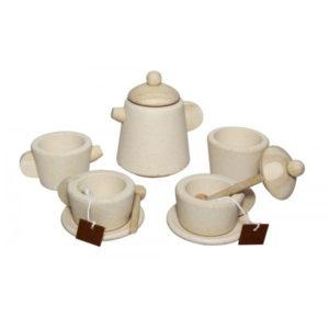 PlanToys Tee-Set aus Holz