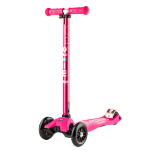 """Micro Mobility maxi micro deluxe """"pink"""" 01"""