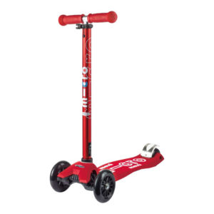 """Micro Mobility maxi micro deluxe """"red"""" 01"""