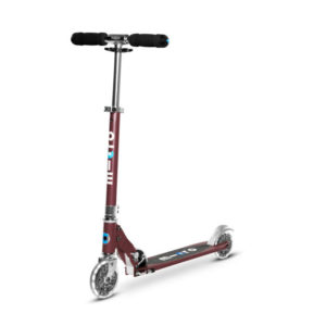 """Micro Mobility micro sprite LED """"autum red"""" 01"""
