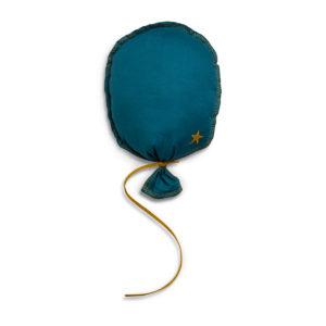 Picca Loulou Ballon, petrol, H40 cm 01