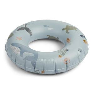 "Liewood Baloo Schwimmring ""Sea creature mix"""