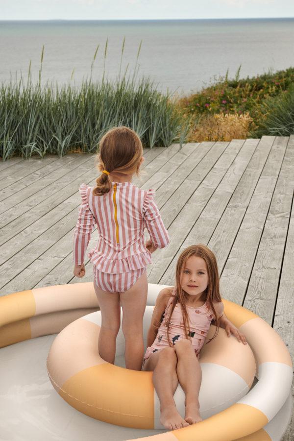 """Liewood Savannah Pool : Planschbecken """"Peach : sandy : yellow mellow"""" Mood"""