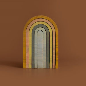 """MRP6 MinMin Copenhagen """"Mini Rainbow - Pastel"""" 04"""