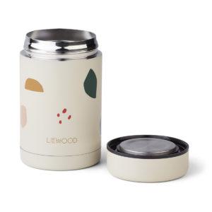"Liewood Bernard Thermobehälter ""Geometric foggy mix"" 500ml"